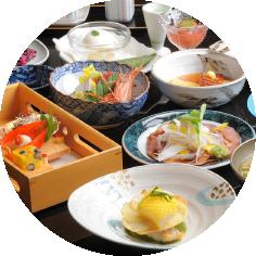日本料理店 など